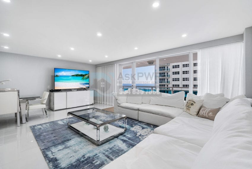 The Commodore 1008 Condo for Sale F10208774 - Galt Ocean Mile Real Estate Listing - 3430 Galt Ocean Dr 1008 Fort Lauderdale FL 33308 Prestige Waterfront Realty | AskPWR - 20