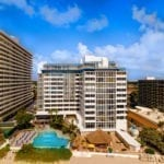Ocean Manor Condo Hotel 4040 Galt Ocean Drive Galt Mile Real Estate Listings Oceanfront Condos for Sale & Rent Prestige Waterfront Realty AskPWR Beach Drone June 2020 - 1