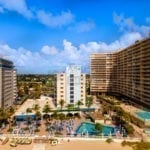 Ocean Sky Hotel 4060 Galt Ocean Drive Galt Mile Real Estate Listings Oceanfront Condos for Sale & Rent Prestige Waterfront Realty AskPWR Beach Drone June 2020 - 1
