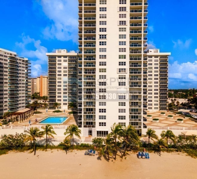 Playa_Del_Sol_Condominium-3500_Galt_Ocean_Drive-Galt_Mile-Real_Estate_Listings-Oceanfront_Condos_for_Sale_&_Rent-Prestige_Waterfront_Realty_AskPWR-Beach-Drone-June_2020-1