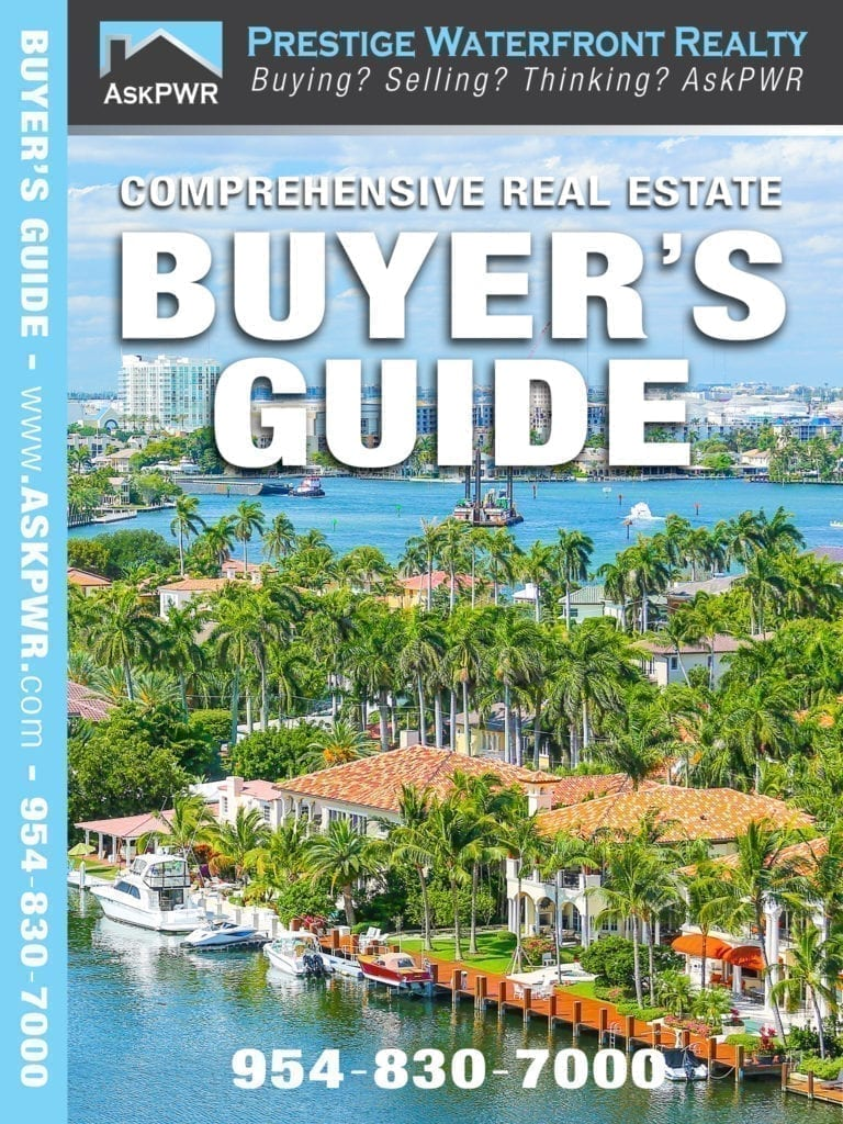 Prestige Waterfront Realty AskPWR Buyers Guide v3