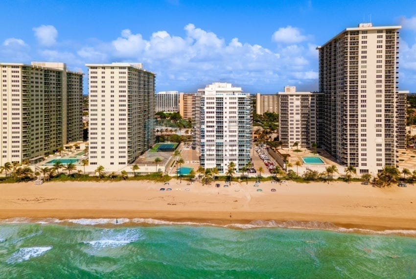 The_Commodore_Condominium-3430_Galt_Ocean_Drive-Galt_Mile-Real_Estate_Listings-Oceanfront_Condos_for_Sale_&_Rent-Prestige_Waterfront_Realty_AskPWR-Beach-Drone-June_2020-4